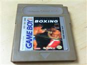 NINTENDO Nintendo SNES Game BOXING LEGENDS OF THE RING SUPER NINTENDO